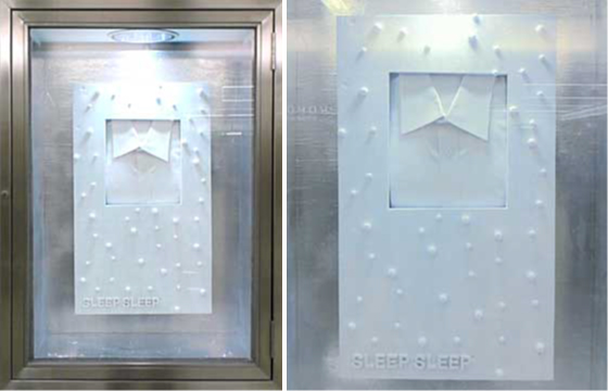 「Ice Box」 広告デザイン科 栗本万鈴・井... 「Ice Box」 広告デザイン科 栗本